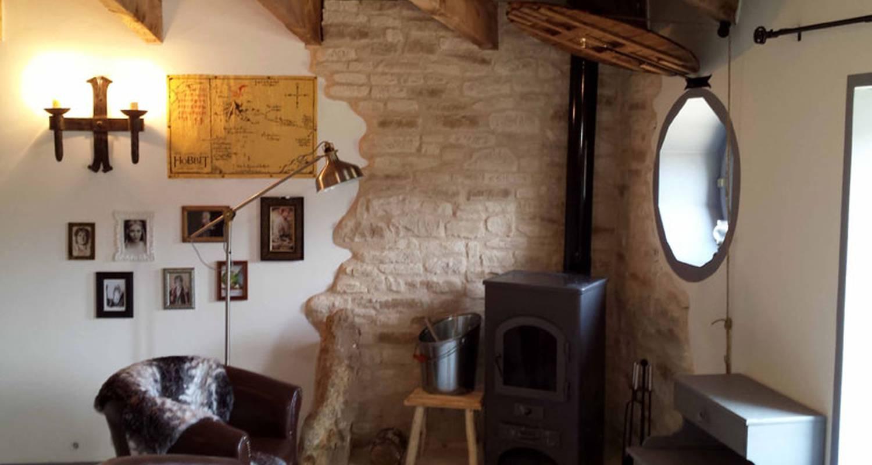 Gîte: gîte la maison hobbit à lavaurette (128291)