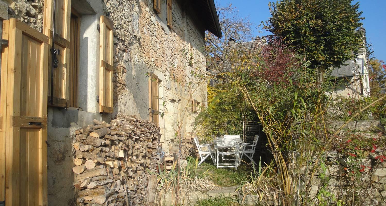 Gîte: eco gîte du saint baudille à saint-bois (128297)