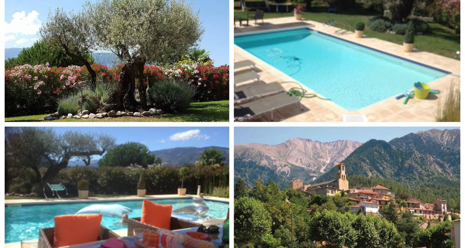 Furnished accommodation: villa romaga in vernet-les-bains (128335)