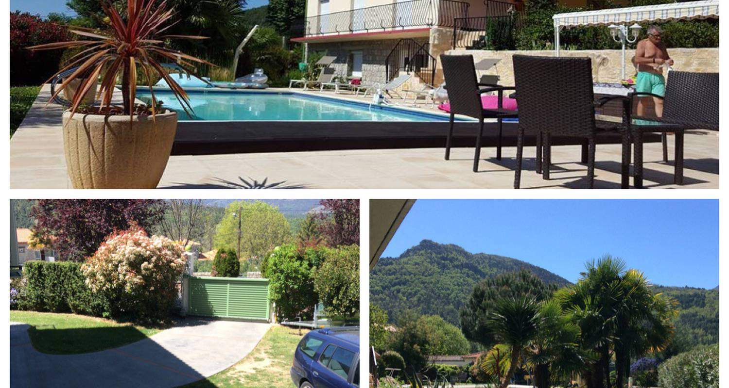 Furnished accommodation: villa romaga in vernet-les-bains (128334)