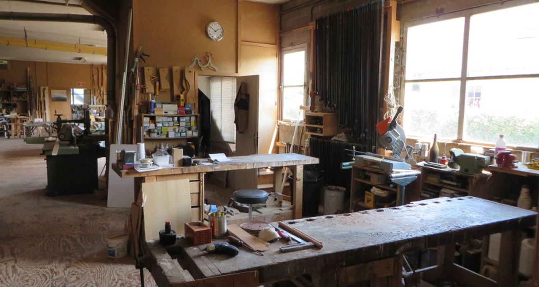 Activité: stage découverte du travail du bois en lapanouse (128357)