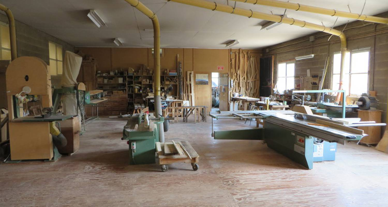 Activité: stage découverte du travail du bois en lapanouse (128356)