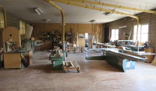 Stage découverte du travail du bois picture