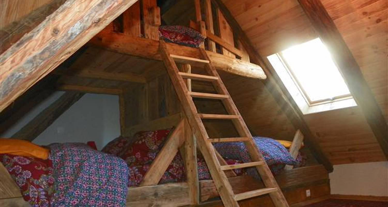 Chambre d'hôtes: gite du bois de l'ours à orcières (128382)