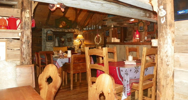 Chambre d'hôtes: gite du bois de l'ours à orcières (128380)