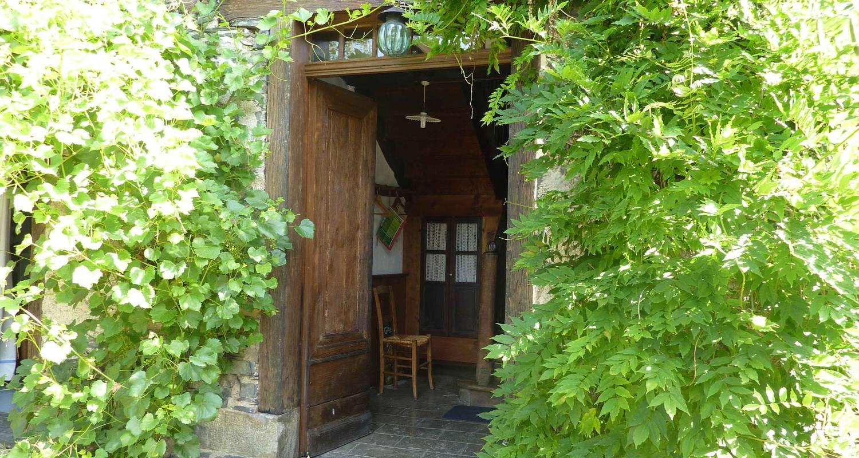 Gîte: margrit teltau à saint-jean-du-castillonnais (128480)
