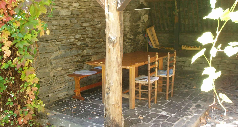 Gîte: margrit teltau à saint-jean-du-castillonnais (128479)