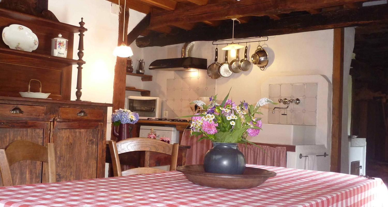 Gîte: la laiterie villeneuve in villeneuve (128457)