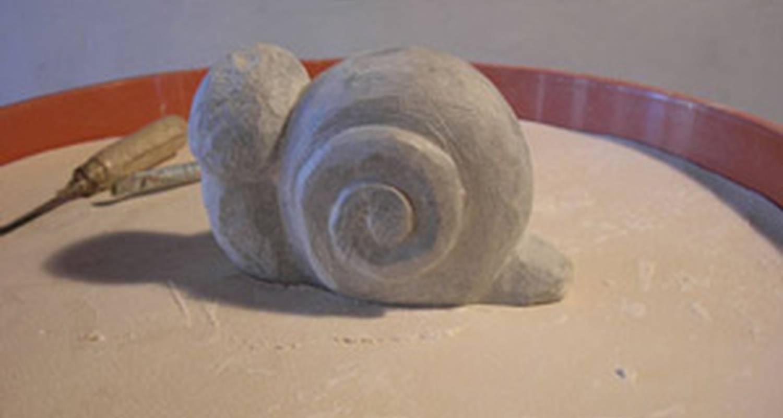 Activité: stage de sculpture sur pierre tendre, la stéatite à les abrets (128596)