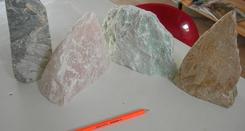 Activité: stage de sculpture sur pierre tendre, la stéatite à les abrets (128594)