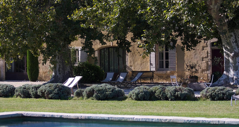 Furnished accommodation: la garance en provence  in le thor (128636)