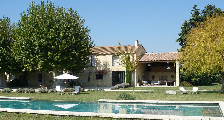 Furnished accommodation: la garance en provence  in le thor (128604)