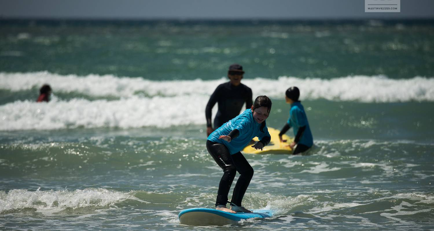 Activity: rise up surf school in plomeur (128606)
