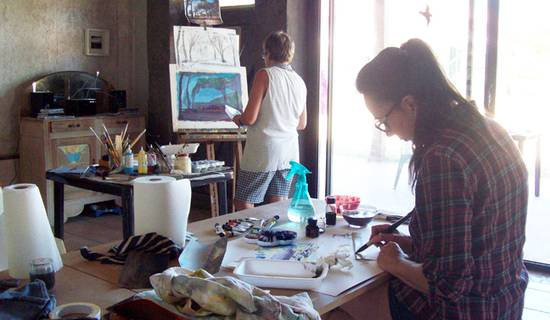 Atelier artistique 2a2c