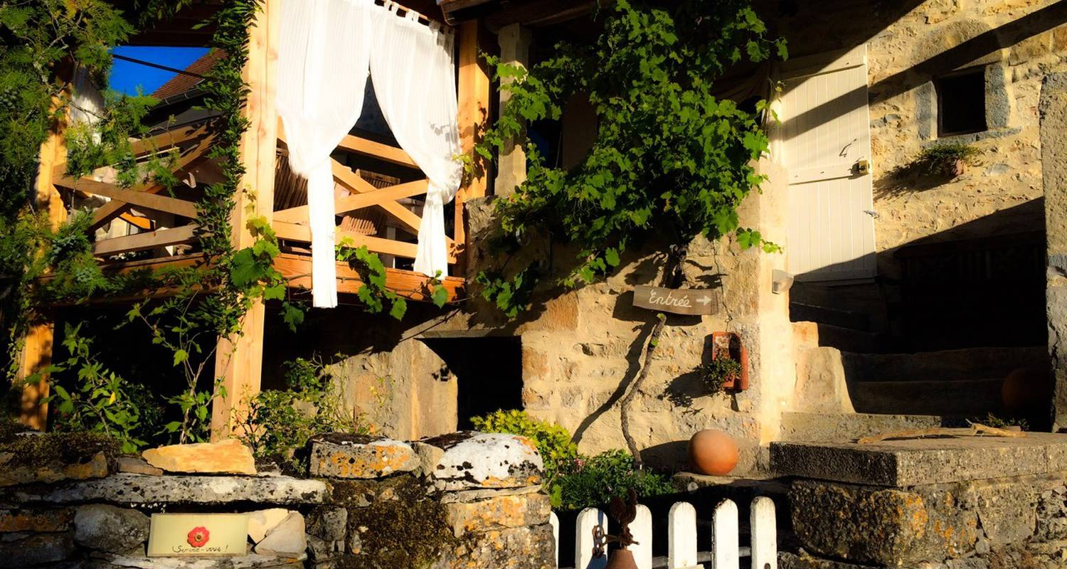 Bed & breakfast: coq et lion in salvagnac-cajarc (128615)