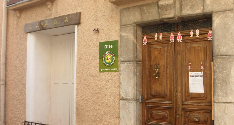Gîte: maison chêne liège à maureillas-las-illas (128802)