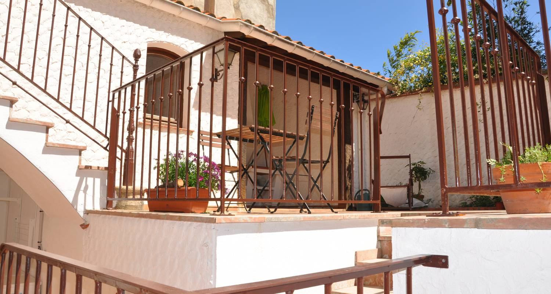 Amueblado: maison chêne liège (bien être pour nous et pour l'environement) en maureillas-las-illas (128822)