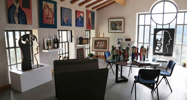 Activity: galerie d'art contemporain mercurart in mercuer (128765)