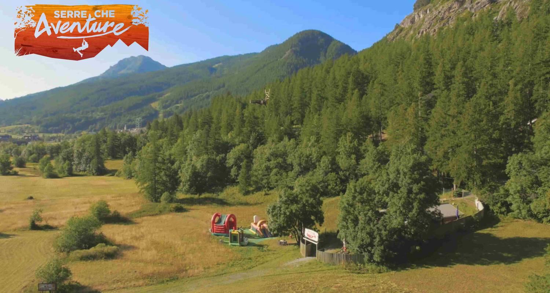 Activité: serre che aventure à la salle-les-alpes (128767)