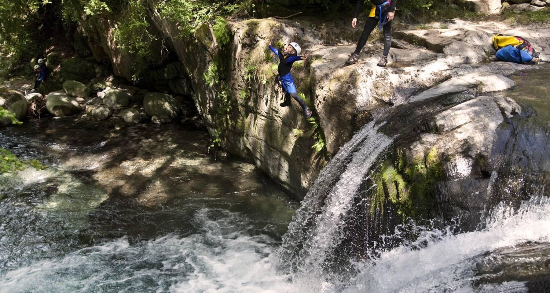 Activité: canyon de marc à vicdessos (128773)