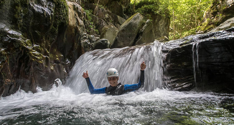 Activité: canyon de marc à vicdessos (128772)