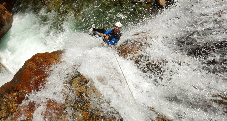 Activité: canyon à vicdessos (128774)