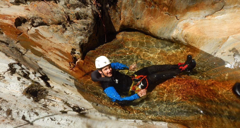 Activité: canyon à vicdessos (128775)