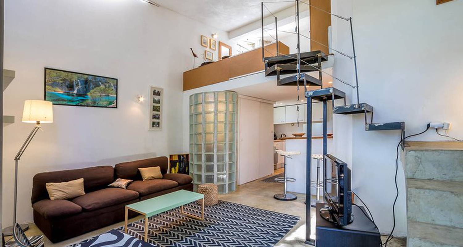 Furnished accommodation: la maison des poissons in marseille (128790)
