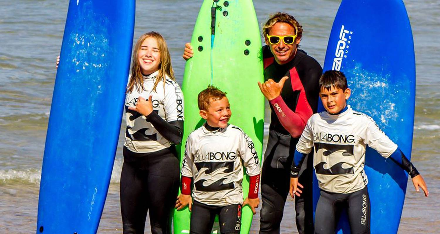 Activity: surf school in hossegor (128827)