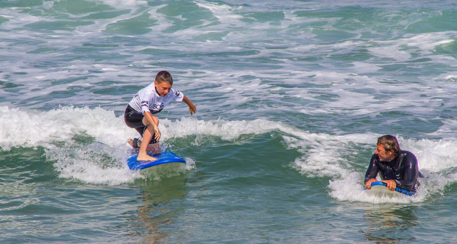 Activity: surf school in hossegor (128829)