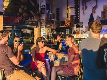 Tapas bar tour and tasting in Biarritz