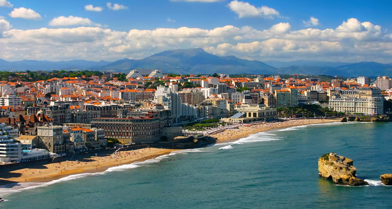 Activity: biarritz walking historical tour in biarritz (128841)