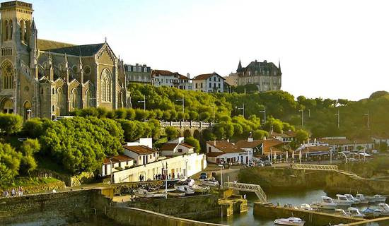 Biarritz walking historical tour