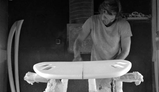 Visit a surfboard workshop