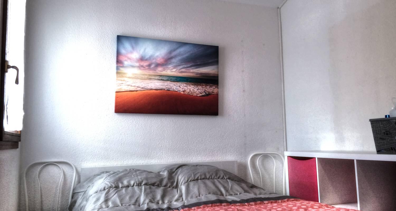 Logement meublé: maison de vacances à 200m de la plage à le barcarès (128848)