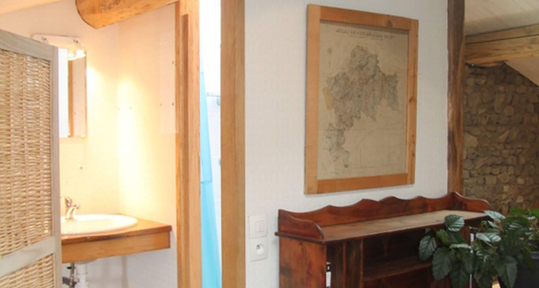 Gîte: gîte de chantaigut à ceilloux (128854)