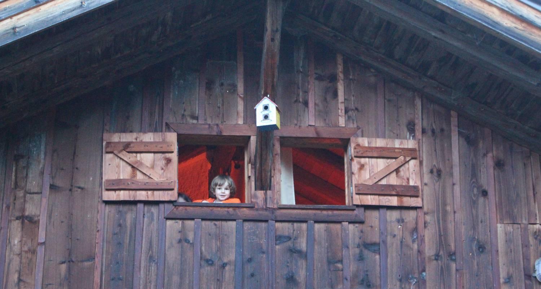 Gîte: la remise, 4-5 couchages à samoëns (128879)
