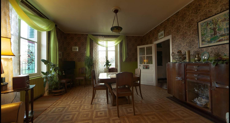Chambre d'hôtes: chambre d'hôte art deco à saint-saud-lacoussière (128901)