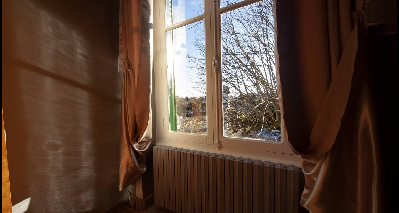 Chambre d'hôtes: suite deux chambres à saint-saud-lacoussière (128927)