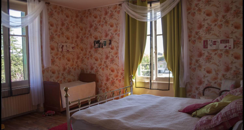 Chambre d'hôtes: suite deux chambres à saint-saud-lacoussière (128924)