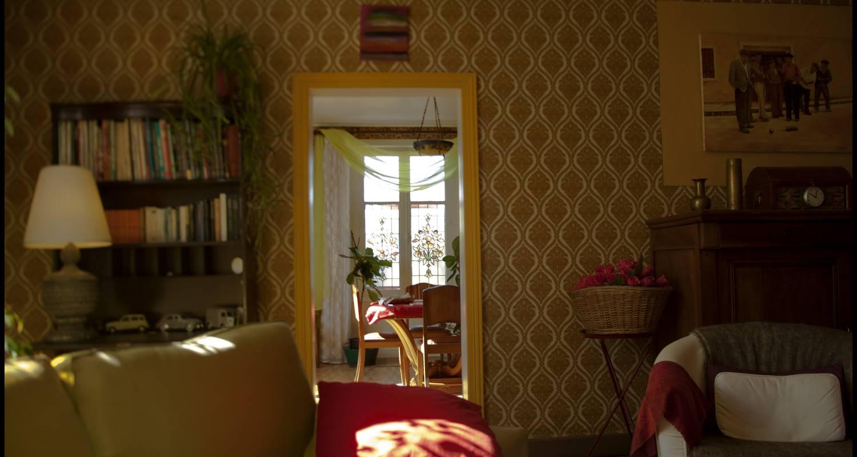Chambre d'hôtes: suite deux chambres à saint-saud-lacoussière (128930)