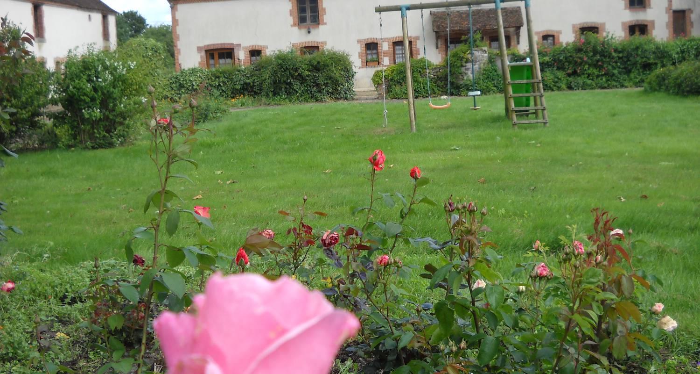 Gîte: gite la bergerie proche zooparc de beauval et châteaux de la loire à mennetou-sur-cher (128994)