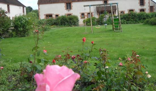 Gite La Bergerie proche Zooparc de Beauval et Châteaux de la Loire