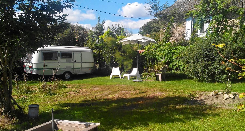 Location, bungalow, mobil-home: eriba - caravane glamping à marcolès (129005)
