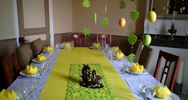 Activity: guest dinner in saint-frichoux (129088)