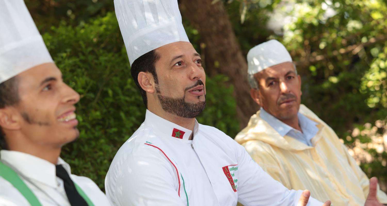 Activité: atelier de cuisine chef tarik à marrakesh (129289)