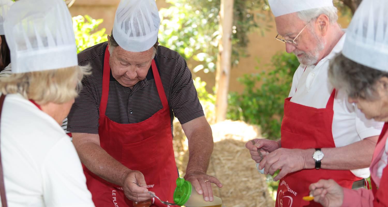Activité: atelier de cuisine chef tarik à marrakesh (129288)