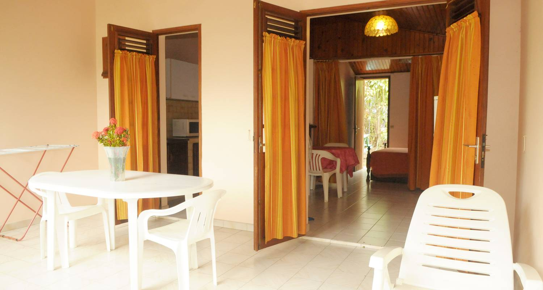 Furnished accommodation: bleu alizé in sainte-anne (129356)
