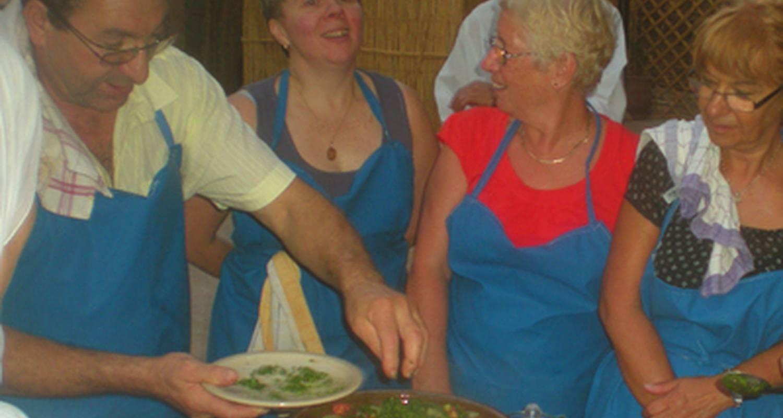 Activity: cours de cuisine marocaine in agadir (129336)