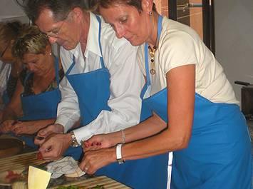 Cours de cuisine marocaine